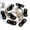 Chain schwarz-weiß